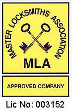 MLA Approved Company Logo